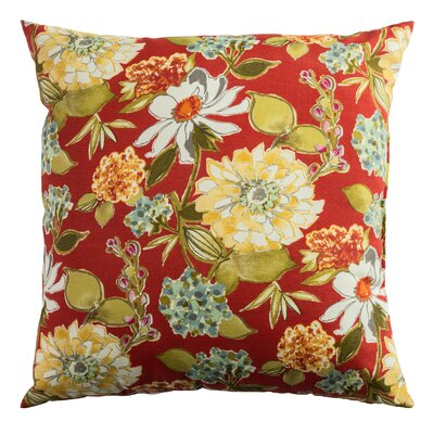 Loudonville Indoor/Outdoor Throw Pillow Color: Pewter