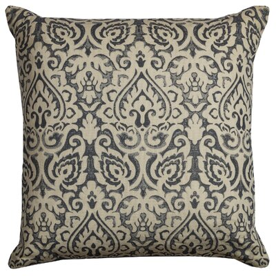 Godines 100% Cotton Throw Pillow Color: Light Gray