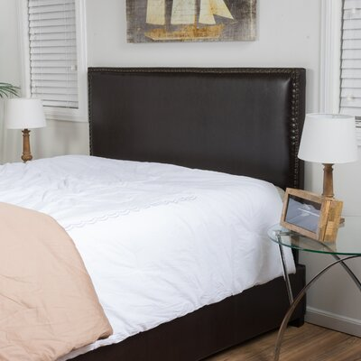 Blythewood Upholstered Panel Bed Size: King