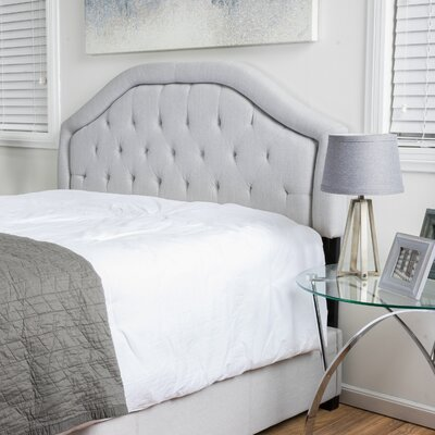 Cohen Upholstered Panel Headboard Size: Full / Queen