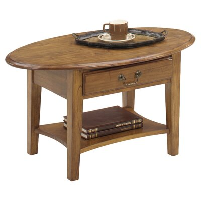 Revere Coffee Table Finish: Medium Oak