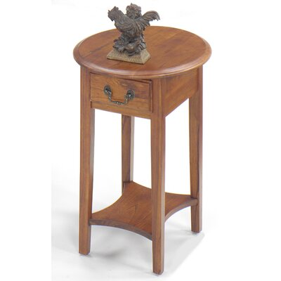 Revere End Table Color: Chestnut