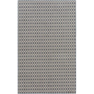 Casper Blue Indoor/Outdoor Area Rug Rug Size: 9 x 12