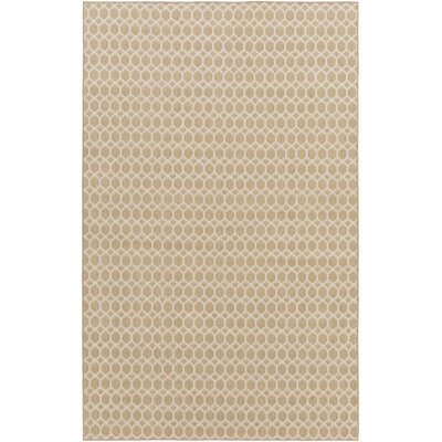 Casper Neutral Indoor/Outdoor Area Rug Rug Size: 5 x 8