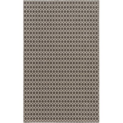 Casper Gray Indoor/Outdoor Area Rug Rug Size: Rectangle 12 x 18