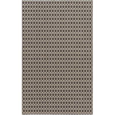 Casper Gray Indoor/Outdoor Area Rug Rug Size: 2 x 3