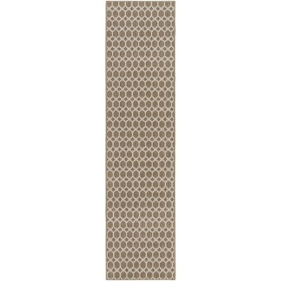 Casper Neutral Indoor/Outdoor Area Rug Rug Size: Runner 2 x 12