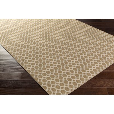 Casper Neutral Indoor/Outdoor Area Rug Rug Size: 9 x 13