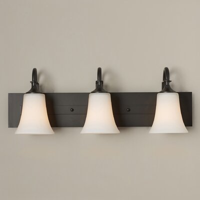 Pompton 3-Light Vanity Light Finish: Oil Rubbed Bronze