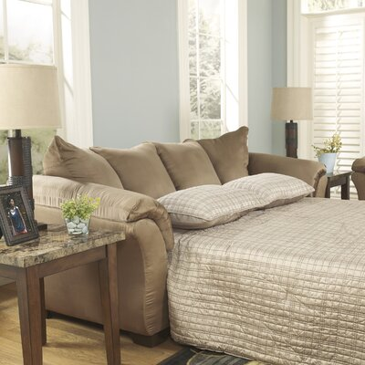 Huntsville Full Sleeper Sofa Upholstery: Mocha