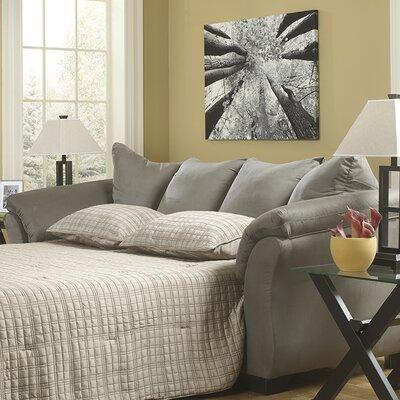 Huntsville Full Sleeper Sofa Upholstery: Cobblestone