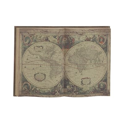 Attractive Map Wall Decor