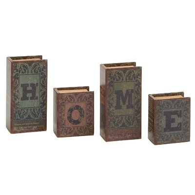 Downer 4 Piece Home Written Book Box Set