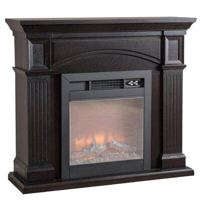 Bradenton Electric Fireplace Finish: Dark Walnut