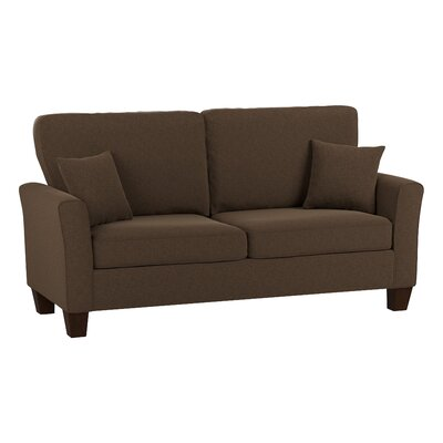 Bethel Sofa Upholstery: Brown