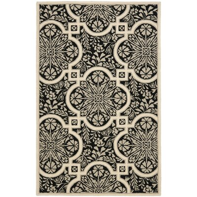 French Hand-Woven Area Rug Rug Size: Rectangle 8 x 10