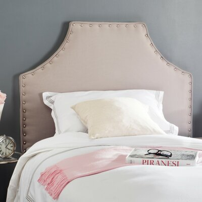 Bainsby Upholstered Panel Headboard Size: Twin