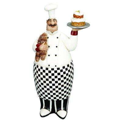 Downer Chef Welcome to Dine Figurine