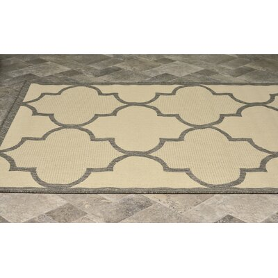 Hyde Hill Grey Indoor/Outdoor Area Rug Rug Size: 710 x 1010