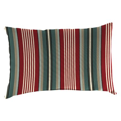 Lawnmont Outdoor Lumbar Pillow