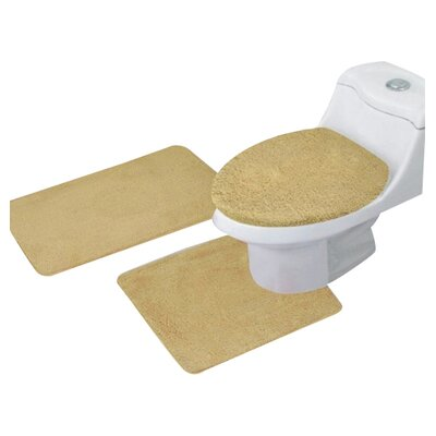 Arata 3 Piece Bath Mat Set