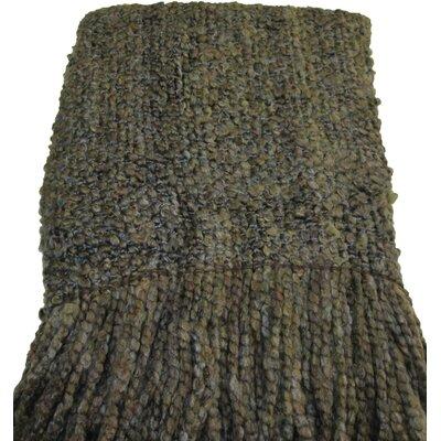 Templepatrick Decorative Throw Blanket Color: Granite