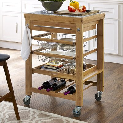 Amelia Kitchen Cart