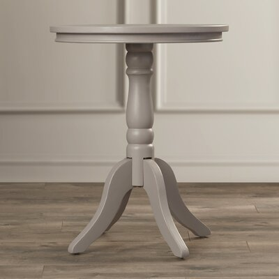 Christopher End Table Finish: Quartz Grey