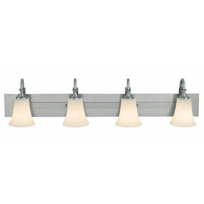 Pompton 4-Light Vanity Light