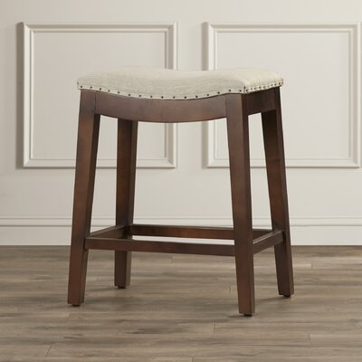 Stoutsville 24 Bar Stool with Cushion
