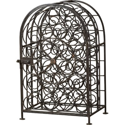 Coleman 23 Bottle Floor Wine Rack