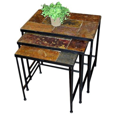 3-Piece Marshall Nesting Table Set