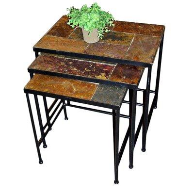 Barker Ridge 3 Piece Nesting Table Set