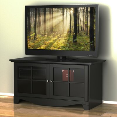 Griffen TV Stand Finish: Black Lacquer