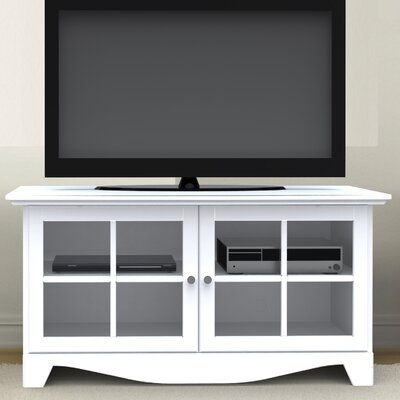 Griffen 49 TV Stand Color: White