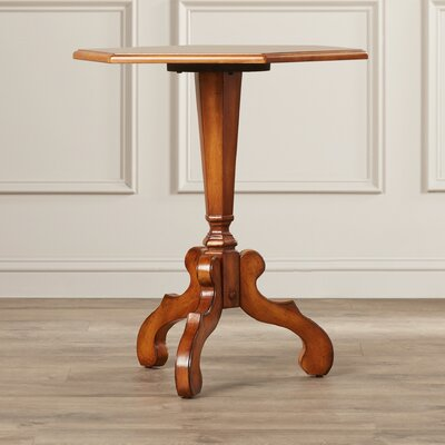 Corbett End Table Finish: Olive Ash Burl