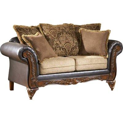 ALCT3006 25981074 ALCT3006 Alcott Hill Serta Upholstery Darcy Upholstered Loveseat