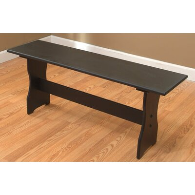Bronzewood One Seat Dining Bench