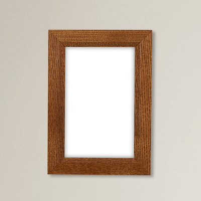 Alcott Hill Complete Solid Poplar Wood Picture Frame