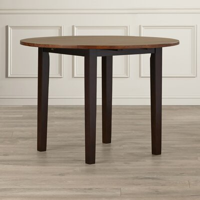 Craigy Hall Dining Table Finish: Chestnut / Espresso