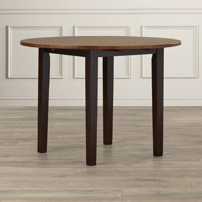 Craigy Hall Dining Table Finish: Chestnut / Espresso