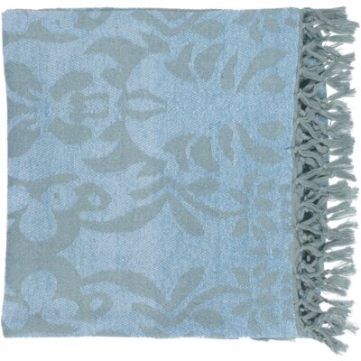 Elyria Throw Color: Sky Blue