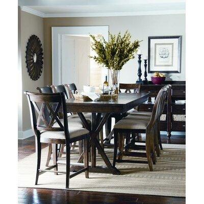 Rockton 9 Piece Wood Dining Set