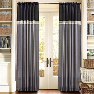 Culpeper Blackout Curtain Panels Size: 54 W x 84 L