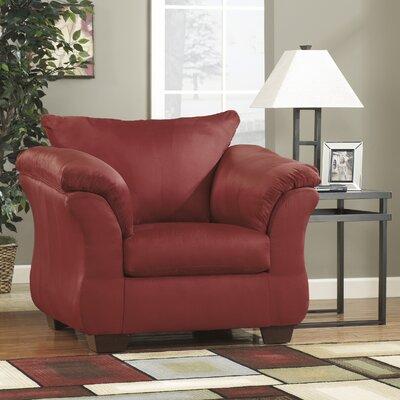 Huntsville Armchair Upholstery: Salsa
