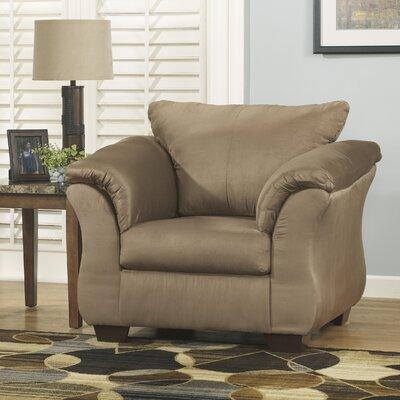 Huntsville Armchair Upholstery: Mocha