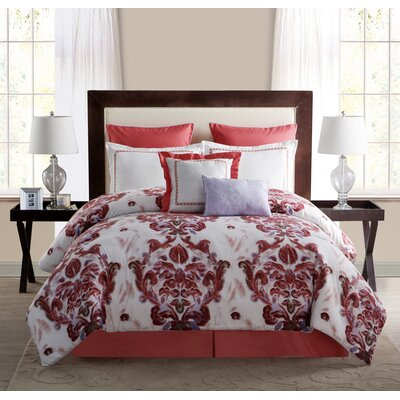Alcott Hill River Park 8 Piece Comforter Set