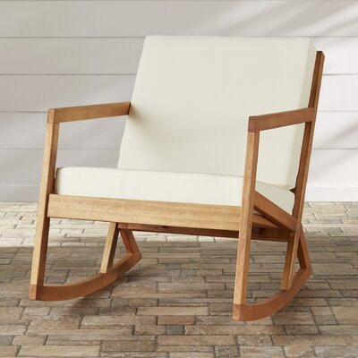Alcott Hill Vernon Rocking Chair