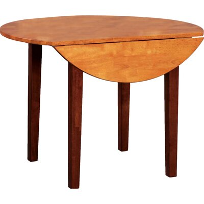 Craigy Hall Dining Table Finish Chestnut Espresso