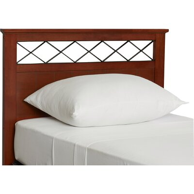 Alcott Hill Morgan Panel Headboard Size: Twin